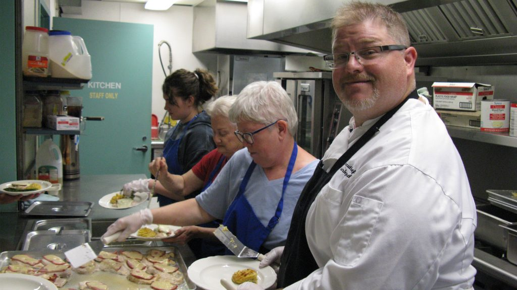 Canby Adult Center Congregate Dining